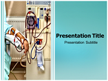 Dialysis Health Care Medicine Kidney Templates For Powerpoint