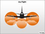 Joy Flight PowerPoint Template