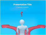 Choice of Business Directions Templates For Powerpoint