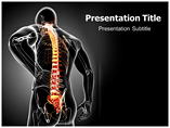 Human Back Templates For Powerpoint