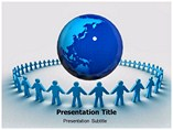 Global Communications Templates For Powerpoint