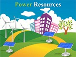 Power Resources PPT Templates