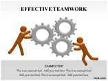Effective Teamwork PowerPoint Slides