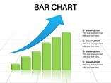 Bar Chart Example Powerpoint Template