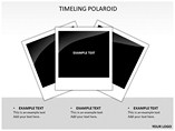 Timeline Polaroid Templates For Powerpoint