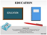 Animated Educational Activities PPT layout