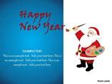 Happy New Year capitalized