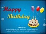 Happy Birthday In Latin