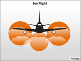 Joy Flight Powerpoint Template