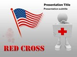American Red cross sign Templates For Powerpoint
