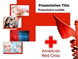 American Red Cross - Powerpoint Templates