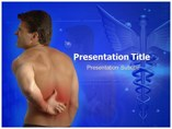 Back Pain Templates For Powerpoint