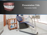 Dental Prosthesis Templates For Powerpoint