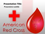Red cross Templates For Powerpoint