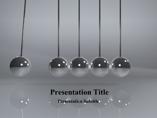 3D Pendulum Powerpoint Template
