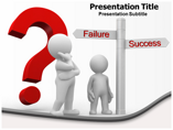 Failure Success Templates For Powerpoint