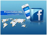 Facebook Templates For Powerpoint