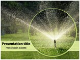 Irrigation Systems Pics Templates For Powerpoint