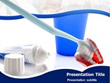 Oral Hygiene Instruction Templates For Powerpoint