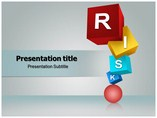 Risk Cubes Templates For Powerpoint