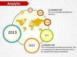 Analytic Infographics Presentation Powerpoint Template