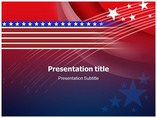 American Festive Theme Templates For Powerpoint