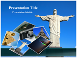 World Tour Powerpoint Template
