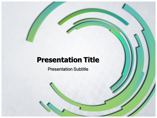 Circle Abstract Templates For Powerpoint