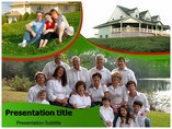 Family Home Templates For Powerpoint