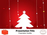 Christmas Tree Pictures Templates For Powerpoint