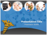 Doctor And Family Relationship Templates For Powerpoint