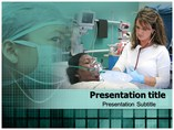 Medical Nurse Templates For Powerpoint
