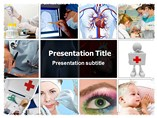 Doctor Collage Templates For Powerpoint
