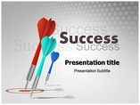 Goals for Success Powerpoint Template