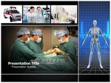 Medical collage Powerpoint Template