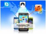 Smartphones Powerpoint Template