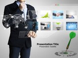 Business Strategy Examples Powerpoint Template