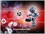 Technological Progress Templates For Powerpoint
