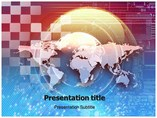 Global Technologies Templates For Powerpoint