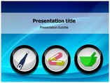 Drugstore Templates For Powerpoint