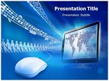 Web Surfing Templates For Powerpoint