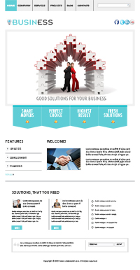 Business Web Designing
