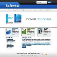 Software Technology Powerpoint Template