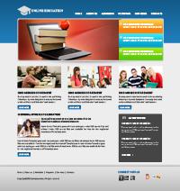 Education Web Design Templates