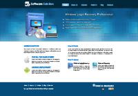 Software Technology Park Powerpoint Template