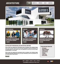 Architecture and Building Powerpoint Template