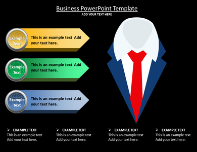 Business Proposals Powerpoint Template