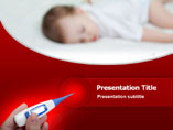 Fever Symptoms Templates For Powerpoint